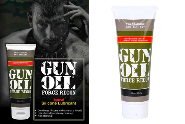 GUN OIL FORCE RECON 3.3オンス