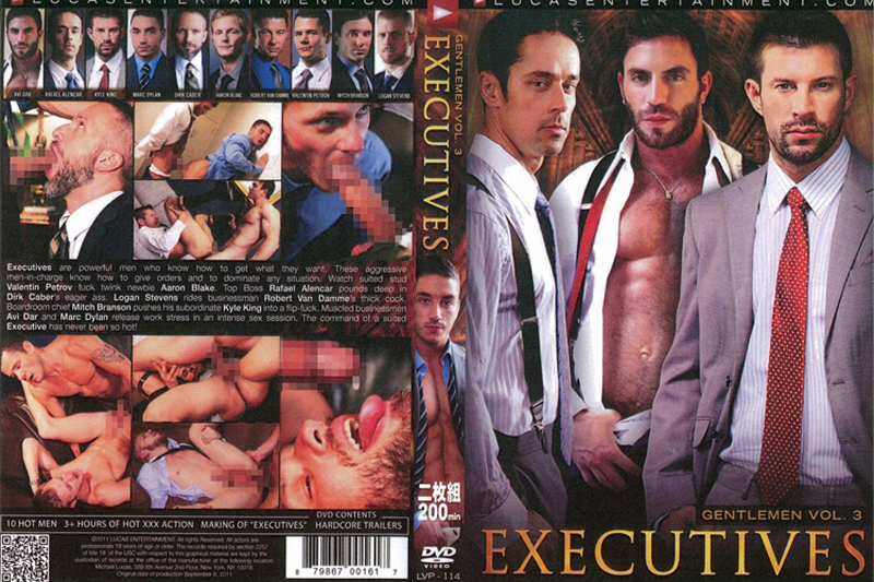 EXECTIVES(DVD2枚組)