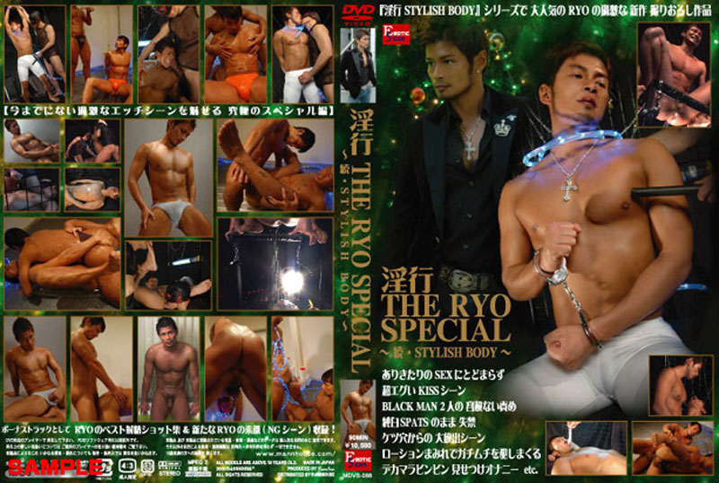 淫行 THE RYO SPECIAL〜続・STYLISH BODY〜(DVD)