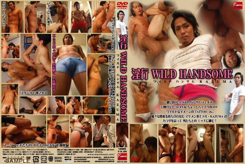 淫行WILD HANDSOME(DVD)