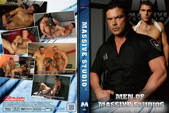 Men Of MASSIVE STUDIO 15(DVD)