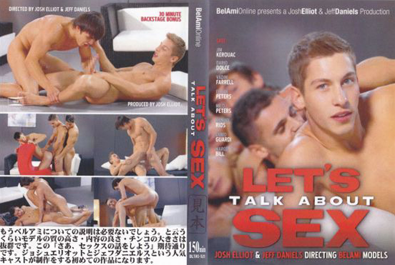 LET'S TALK ABOUT SEX(DVD2枚組)