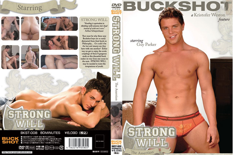 STRONG WILL(DVD)