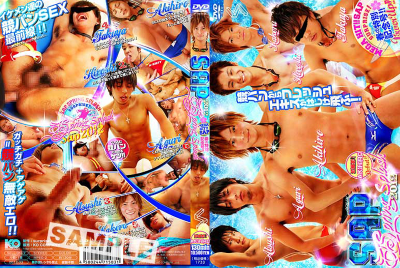 SAP 2012 Spring Splash(DVD)